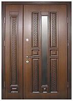 Двери входные полуторные Модель 25