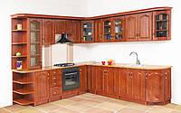 Кухня Оля комплект 2м кальвадос глянец   Світ Меблів