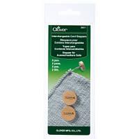 Заглушки для cменных шнуров Сlover, 2 шт