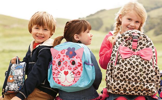 Дитячі рюкзаки і сумки