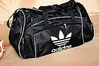 Спортивная сумка Adidas модель M-59. (черная). Лучшие цены!!!, фото 1