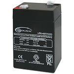 Аккумулятор к UPS 6В 4.5Ач Gemix LP6-4.5