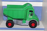 """Самосвал грузовик """"Фермер"""" от ТМ Wader  - детская машинка серии """"Multi truck"""""""