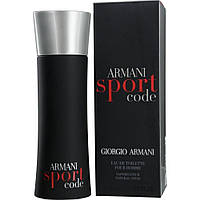 G.Armani code sport men(товар при заказе от 1000грн)