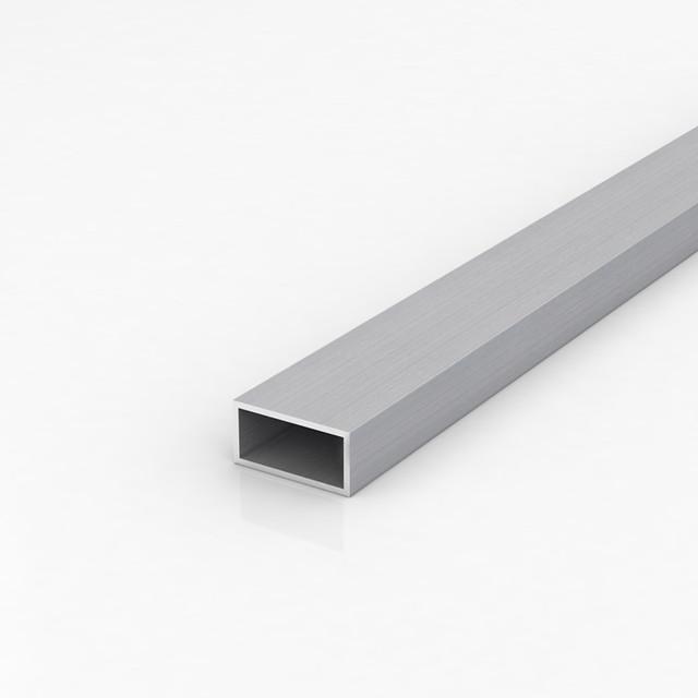 Труба алюминиевая прямоугольная - СКЛАД