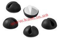 Елементи прокладки кабеля фіксатор для кабеля 6mm (5шт),Standart,різнобарвний (62.01.3116-10)