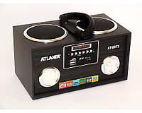 Портативная колонка радиоприемник ATLANFA AT-8972