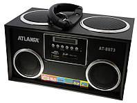 Портативная колонка радиоприемник ATLANFA AT-8973
