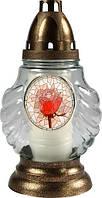 Лампион в стекле 1 шт.