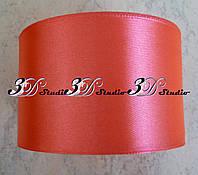 Лента атласная цвет №02(129) шириной 5 см