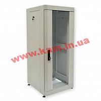 """Шкаф 19"""" 33U, 610 х 865 мм (Ш*Г), серый (UA-MGSE3368MG)"""