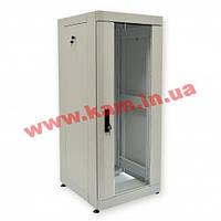 """Шкаф 19"""" 42U, 800х865 мм (Ш*Г), серый (UA-MGSE4288G)"""