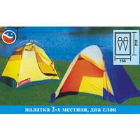 Палатка Coleman 1001 двухместная