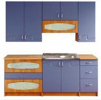 Світ Меблів Импульс кухня комплект 2м ольха + голубая