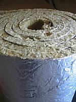 Утеплитель базальтовый с алюминиевой фольгой Paroc Hvac Lamella Mat AluСoat