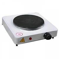 Электрическая плита Hot plate HP-100A, портативная плита для дома и дачи, настольная электроплита 1 конфорка