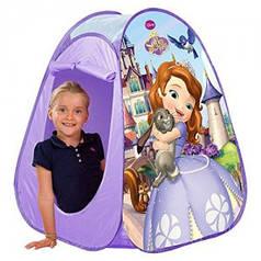 Детская палатка София Прекрасная John Simba 74144