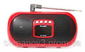 Портативная колонка радиоприемник ATLANFA AT-6523