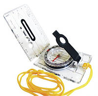 Компас жидкостной планшетный с визиром Sol SLA-001