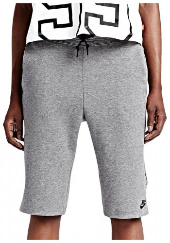 c3b49211 Женские шорты Nike tech fleece short (Артикул: 708182-091) - Интернет-