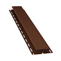 Н-планка коричневая АйДахо