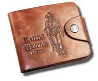 Портмоне Bailini - Стильный бумажник, который сделан из натуральной кожи!