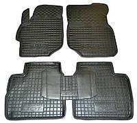Полиуретановые коврики для Peugeot 301 2012- (AVTO-GUMM)