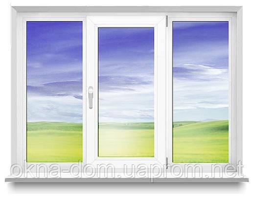 Металлопластиковые Окна WDS 2100*1400