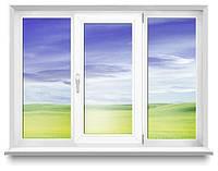 Металлопластиковые Окна WDS в зал
