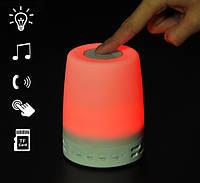Колонка-фонарь блютус MP3 модель AJ-99