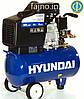 Компрессор Hyundai HY-2024 (250 л/мин., 24 л)