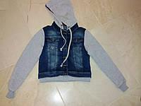Куртка джинсовая с капюшоном Westpoint 327, фото 1