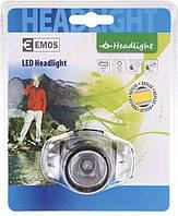 Налобний ліхтар EMOS Led Headlight P3510