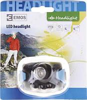 Налобний ліхтар EMOS Led Headlight P3513