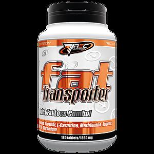 Fat Transporter способствует похудению и облегчает снижение массы тела - 180 таблеток