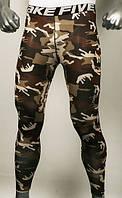 Мужские компрессионные штаны Take five military, фото 1