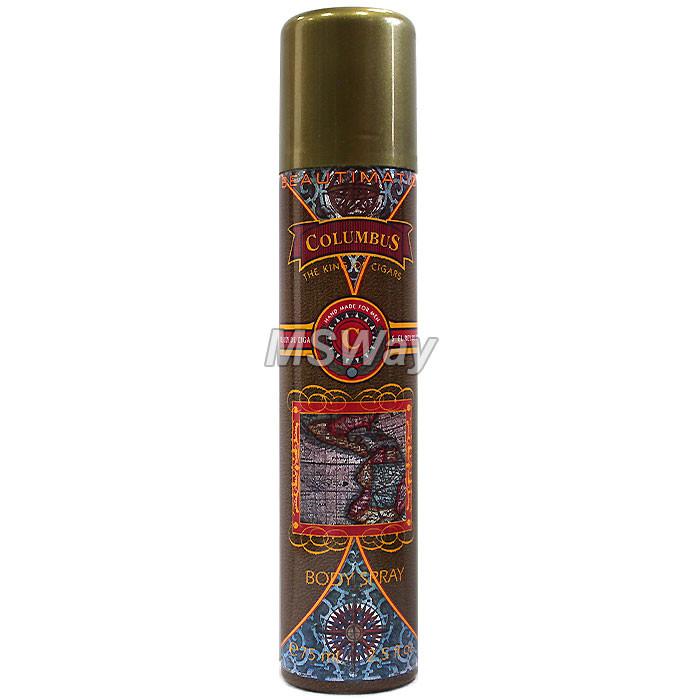 DEO 75ml - BM Columbus (Beautimatic) парфюмир. деодорант мужской