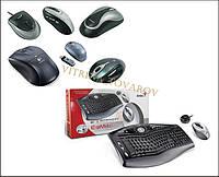 Клавиатуры, мышки, джойстики, геймпады