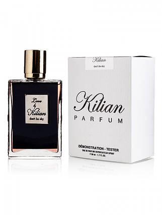 Kilian Love By Kilian Don`t Be Shy парфюмированная вода 50 ml. (Тестер Килиан Лав Бай Килиан Донт Би Ши), фото 2