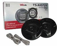 Колонки автомобильные Pioneer TS-1072, автомобильные акустические динамики колонки, автоколонки Pioneer 10 см