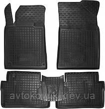 Поліуретанові килимки в салон Peugeot 508 2011- (AVTO-GUMM)