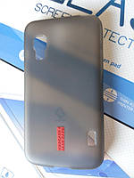 Чехол TPU для LG Optimus L5 II Dual E450/E455/E460 + плёнка