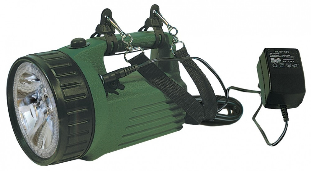 Фонарь EMOS LED+Halogen Rechargeable Lantern P2304
