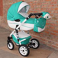Детская универсальная коляска 2 в 1 Riko Brano Ecco 15