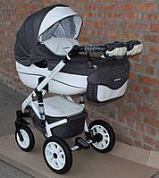 Детская универсальная коляска 2 в 1 Riko Brano Ecco 17