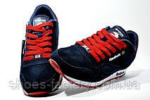 Кроссовки мужские Reebok Classic, Dark blue\Red, фото 3