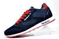 Кроссовки мужские Reebok Classic, Dark blue\Red