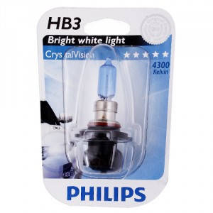 Philips Crystal Vision 4300K HB3, фото 2