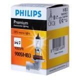 Автомобильные лампы Philips PREMIUM HB3 9005