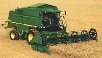 Уборка урожая /пшеница/ячмень/рапс/кукуруза/подсолнух. John Deere